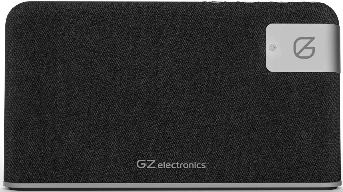 GZ Electronics LoftSound GZ-55, Black портативная акустическая системаGZ-55(BK)Беспроводная акустическая система LoftSound GZ-55 обладает динамиками суммарной мощностью 10 Вт. Колонка подключается через Bluetooth к любому цифровому устройству и выдает отличный стерео-звук на частоте от 60 Гц до 18 000 Гц. LED-индикация показывает уровень заряда и режим работы колонки. В динамик встроен аккумулятор 900 мАч, который позволяет работать в активном режиме до 10 часов и сократить время зарядки до 3 часов. С помощью встроенного спикерфона вы можете общаться по громкой связи при входящих и исходящих звонках телефона, Skype, FaceTime, WhatsApp и других популярных голосовых мессенджеров. Порт Aux позволяет воспроизводить звук с любых носителей, в которых отсутствует Bluetooth, а порт micro-USB служит для зарядки динамика.Портативный динамик LoftSound GZ-55 выполнен в современном дизайне и имеет компактный размер – колонка легко помещается в карман джинс или в женскую сумочку. Материал корпуса изготовлен из металла, пластика и ткани. Поставляется в двух цветах – сером и черном.