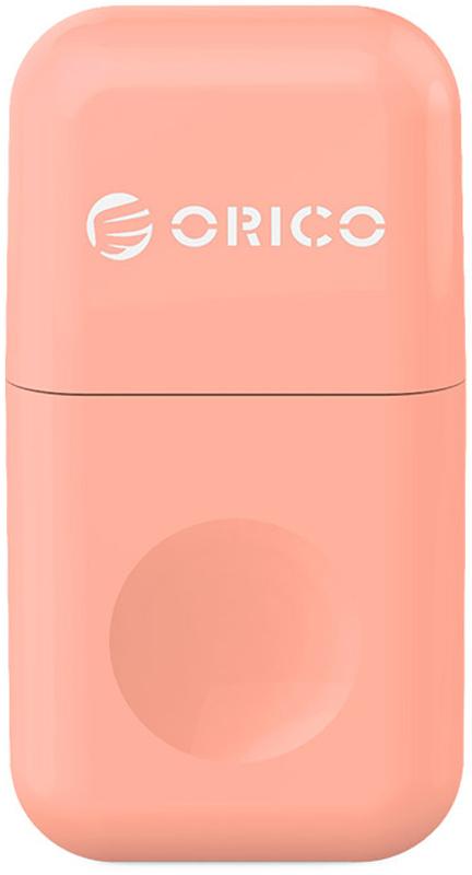 Orico CRS12, Orange картридерORICO CRS12-ORВнешне ORICO CRS12 очень похож на обычную флешку. У этого картридера похожие габариты и он совместим с картами памяти MicroSD. Благодаря своим компактным размерам, он может использоваться в роли обычной флешки. Объём памяти, как и её скорость, зависит от установленной MicroSD карты и подбирается пользователем индивидуально. Корпус изготовлен из металла и ABS-пластика, устойчивого к высоким температурам и внешним воздействиям. Подключается по USB 3.0 и обеспечивает скорость передачи данных в 5 Гбит/сек. Такой скорости хватит даже для самых быстр карт памяти. Карт-ридер ORICO CRS12 справится даже с картами памяти объёмом 128 Гбайт. Благодаря совместимость со стандартом USB OTG, можно подключать к смартфонам и планшетам, поддерживающим данный стандарт. Не требует установки драйверов и совместим с большинством популярных операционных систем: Windows XP, Vista, 7, 8, 8.1, 10, Mac OS и Linux.
