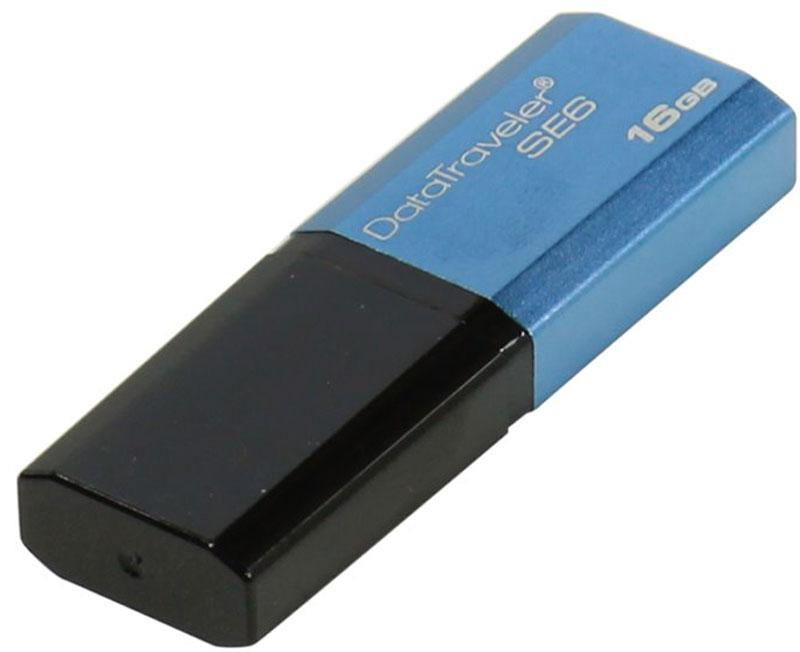 Kingston DataTraveler SE6 16Gb USB-накопитель - Носители информации