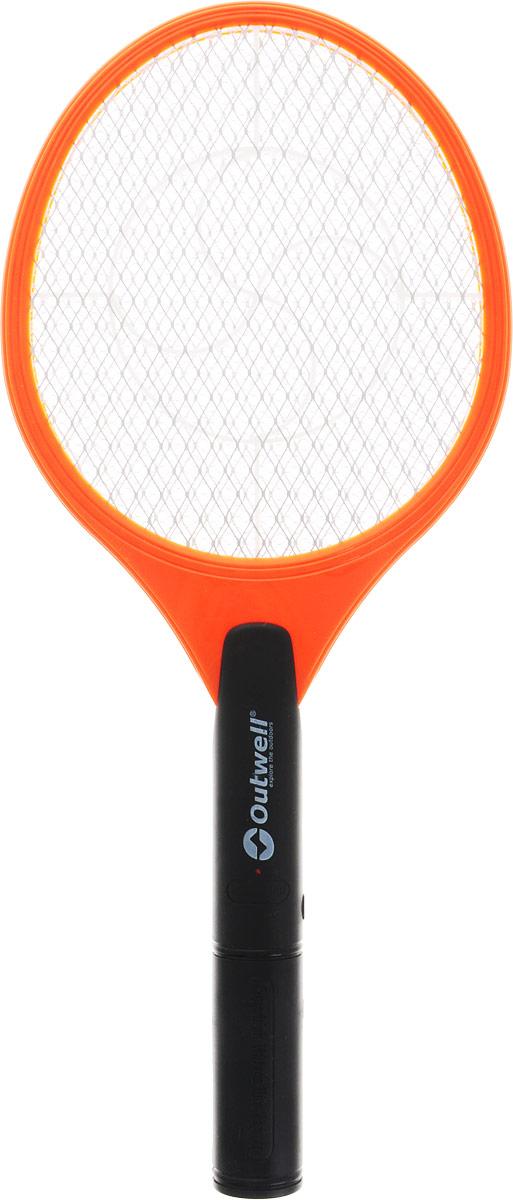 Мухобойка электрическая Outwell  Mosquito Hitting Swatter , цвет: черный, оранжевый. 590390 -  Защита от вредителей
