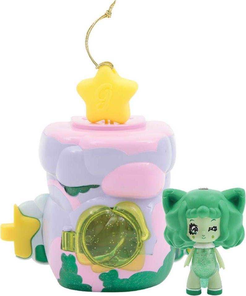 Glimmies Игровой набор Домик Глимхаус с Volpessa домик шкаф для детской