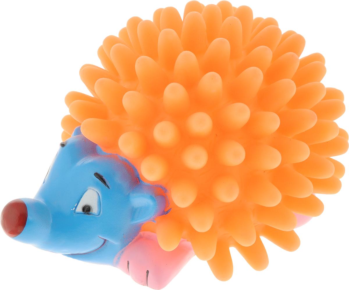Игрушка для собак GLG Ежик, 13 х 10,5 х 7 смev-263Игрушка для собак GLG Ежик выполнена из резины - безопасного и прочного материала. Изделие легко мыть и дезинфицировать. Игрушка станет отличным подарком активному питомцу, чьи хозяева заботятся о его здоровье и правильном развитии. Размер игрушки: 13 х 10,5 х 7 см.