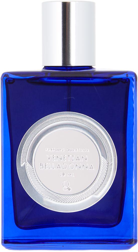 Parfums Quartana Парфюмерная вода Venetian Belladonna, 50 мл renu капли для глаз multiplus 8 мл