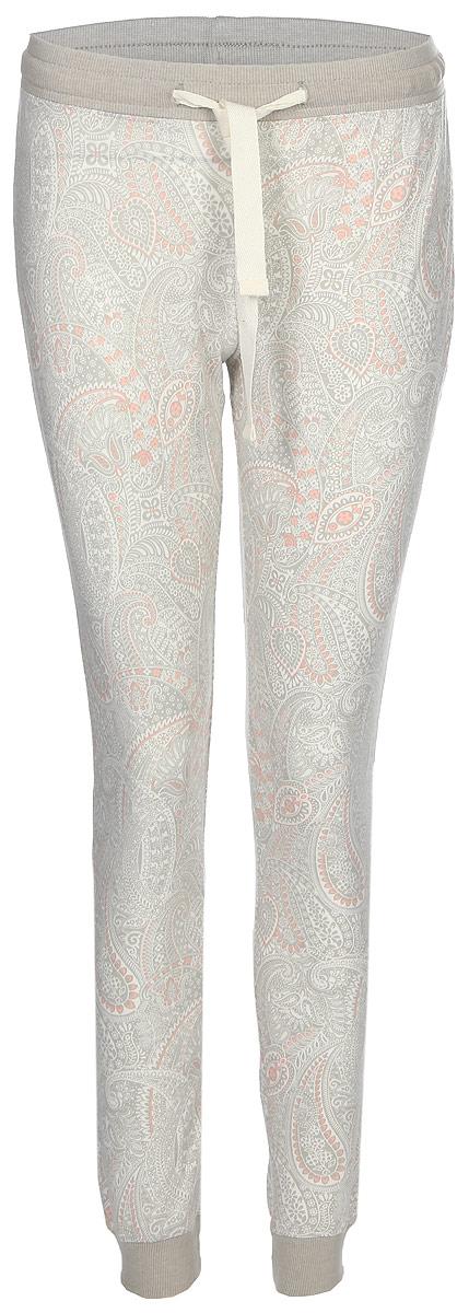 Брюки женские Sela, цвет: серый. PH-165/006-7331. Размер L (48)PH-165/006-7331