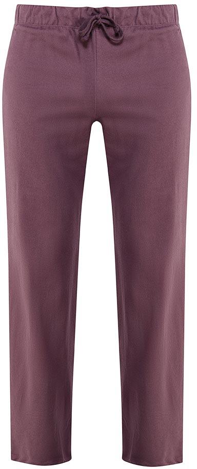 Брюки мужские Sela, цвет: брезентово-серый. PH-265/010-7371. Размер M (48)PH-265/010-7371Мужские домашние брюки от Sela выполнены из хлопкового трикотажа. Модель на талии дополнена эластичной резинкой и затягивающимся шнурком.