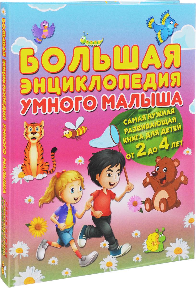 А. В. Струк Большая энциклопедия умного малыша
