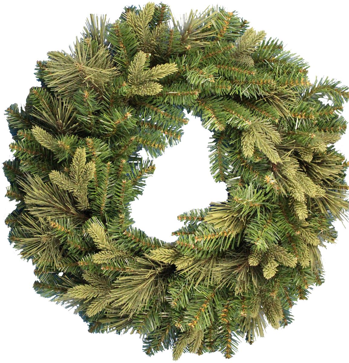 Венок декоративный Beatrees Christmas mystery, цвет: зеленый, диаметр 76 смGS07G-WSA30Декоративный венок Beatrees Christmas mystery дополнит интерьер любого помещения в преддверии Нового года, а также может стать оригинальным подарком для ваших друзей и близких. Композиция выполнена в виде венка из искусственных веток. Оформление помещения декоративным венком создаст праздничную, по-настоящему радостную и теплую атмосферу.