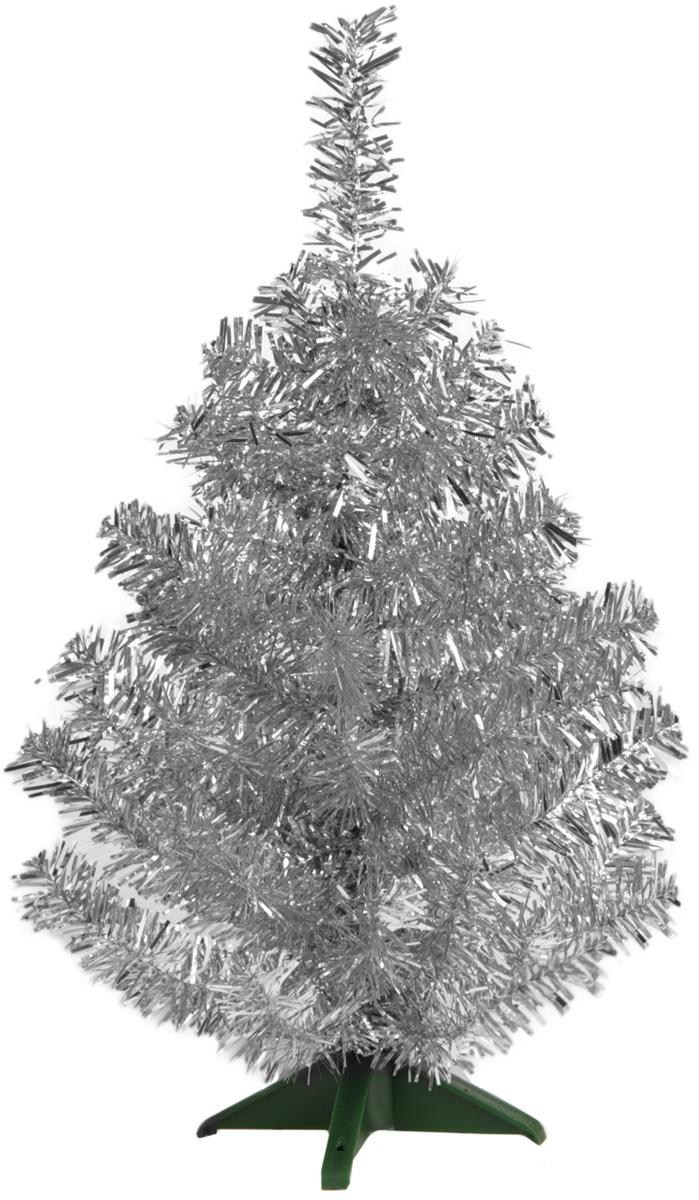 Ель искусственная Morozco, настольная, цвет: серебристый, высота 0,3 м0703серНастольная искусственная ель Morozco - прекрасный вариант для оформления вашего интерьера к Новому году. Такие деревья абсолютно безопасны, удобны в сборке и не занимают много места при хранении.Ель состоит из верхушки, ствола и устойчивой подставки. Ель быстро и легко устанавливается и имеет естественный и абсолютно натуральный вид, отличающийся от своих прототипов разве что совершенством форм и мягкостью иголок.Еловые иголочки не осыпаются, не мнутся и не выцветают со временем. Полимерные материалы, из которых они изготовлены, нетоксичны и не поддаются горению. Ель Morozco обязательно создаст настроение волшебства и уюта, а также станет прекрасным украшением дома на период новогодних праздников.