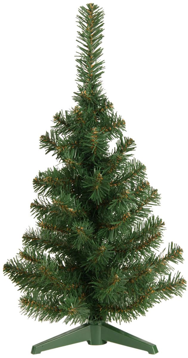 Ель искусственная Morozco, настольная, цвет: зеленый, высота 0,5 м0505Искусственная настольная ель Morozco - прекрасный вариант для оформления вашего интерьера к Новому году. Такие деревья абсолютно безопасны, удобны в сборке и не занимают много места при хранении.Ель состоит из верхушки, ствола и устойчивой подставки. Ель быстро и легко устанавливается и имеет естественный и абсолютно натуральный вид, отличающийся от своих прототипов разве что совершенством форм и мягкостью иголок.Еловые иголочки не осыпаются, не мнутся и не выцветают со временем. Полимерные материалы, из которых они изготовлены, не токсичны и не поддаются горению. Ель Morozco обязательно создаст настроение волшебства и уюта, а так же станет прекрасным украшением дома на период новогодних праздников.