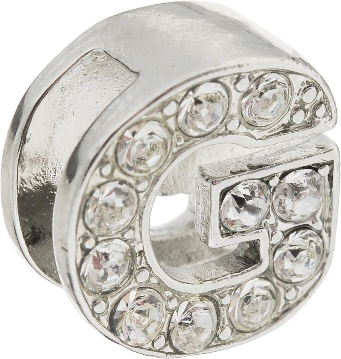 Украшение на ошейник Camon. DA110/GDA110/GCamon - оригинальное украшение на ошейник в виде буквы. Украшение изготовлено из металла и украшено стразами.Украшение на ошейник Camon поможет вам подчеркнуть индивидуальность вашего питомца.Размеры: 1,2 х 1,2 х 0,5 см.