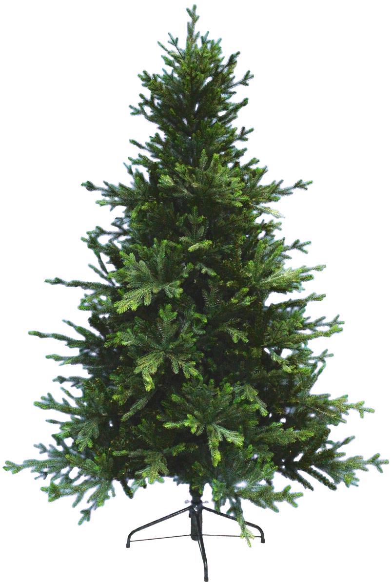 Ель искусственная Beatrees Calipso, цвет: зеленый, высота 1,6 м ель искусственная сиерра 215см