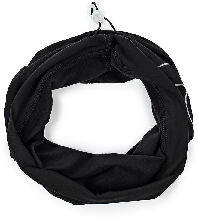 Повязка на голову Asics Logo Tube, цвет: черный. Размер универсальный135520-0904Повязка на голову-трансформер Asics Logo Tube выполнена из высококачественного эластичного материала. Благодаря своейоригинальной форме, повязка легко трансформируется в широкий шарф, шапочку-бини или повязку на руку. Легкий имягкий материал превосходно отводит влагу от тела и обеспечивает необходимую циркуляцию воздуха.
