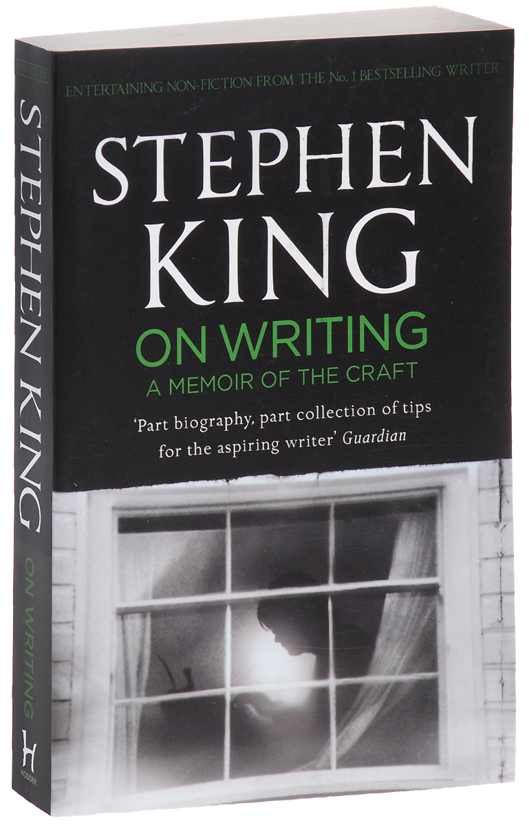 On Writing: A Memoir of the Craft stephen sills decoration