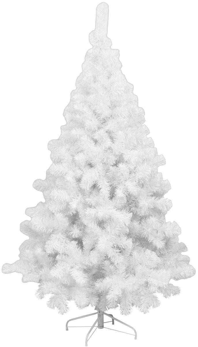 Ель искусственная Morozco Скандинавская, цвет: белый, высота 1,5 м2815Искусственная ель Скандинавская - прекрасный вариант для оформления вашего интерьера к Новому году. Такие деревья абсолютно безопасны, удобны в сборке и не занимают много места при хранении.Ель состоит из верхушки, ствола и устойчивой подставки. Ель быстро и легко устанавливается и имеет естественный и абсолютно натуральный вид, отличающийся от своих прототипов разве что совершенством форм и мягкостью иголок.Еловые иголочки не осыпаются, не мнутся и не выцветают со временем. Полимерные материалы, из которых они изготовлены, нетоксичны и не поддаются горению. Ель Morozco обязательно создаст настроение волшебства и уюта, а также станет прекрасным украшением дома на период новогодних праздников.