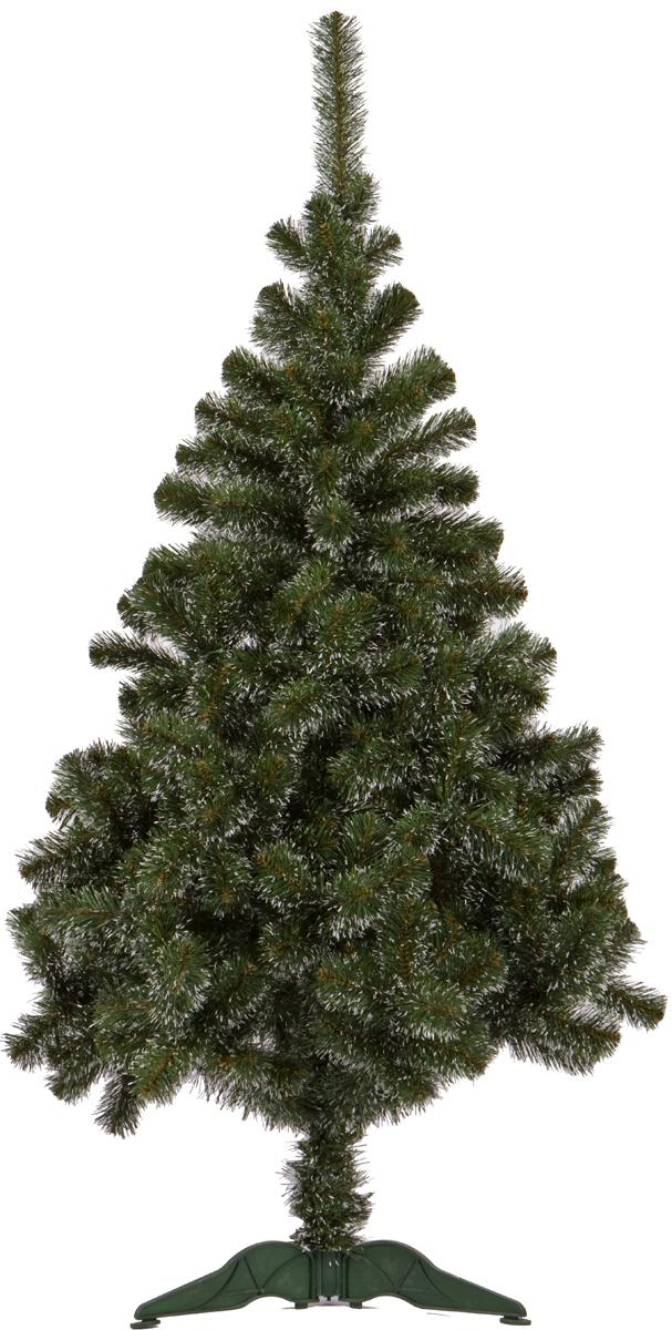 Ель искусственная Morozco Снежная, цвет: зеленый, высота 2,1 м2321Искусственная ель Снежная - прекрасный вариант для оформления вашего интерьера к Новому году. Такие деревья абсолютно безопасны, удобны в сборке и не занимают много места при хранении. Ель состоит из верхушки, ствола и устойчивой подставки. Ель быстро и легко устанавливается и имеет естественный и абсолютно натуральный вид,отличающийся от своих прототипов разве что совершенством форм и мягкостью иголок. Кончики длинной хвои белого цвета, что придет ели заснеженный вид. Для большего объема и пушистости, ветки на верхушке закреплены в хаотичном порядке. Иголочки не мнутся и не выцветают со временем. Ель Morozco обязательно создаст настроение волшебства и уюта, а также станет прекрасным украшением дома на период новогодних праздников.