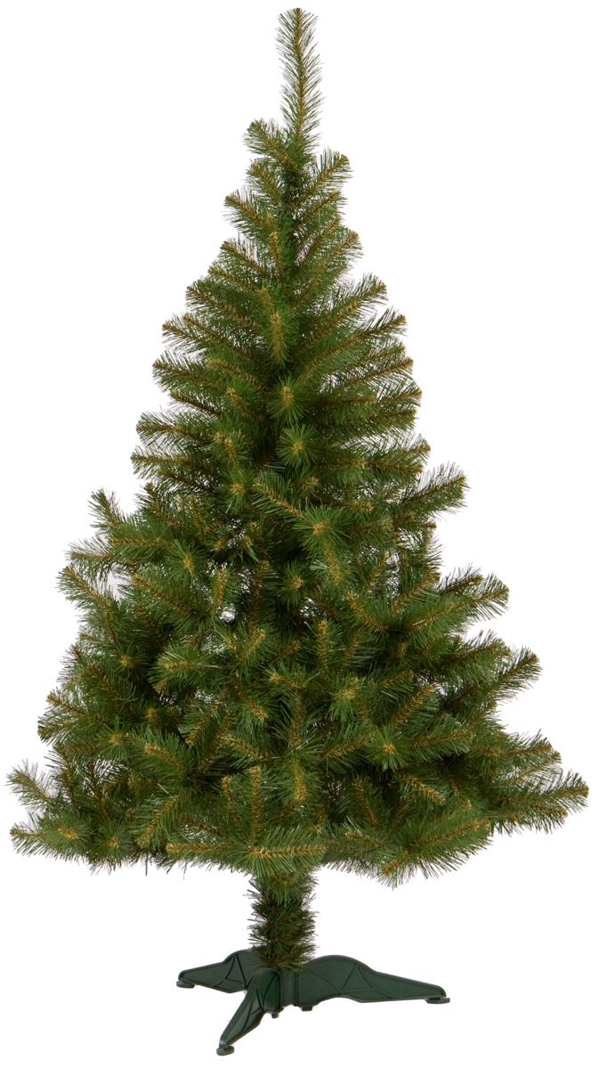 Ель искусственная Morozco Таежная, цвет: зеленый, высота 120 см0212Ель искусственная Morozco Таежная - прекрасный вариант для оформления вашего интерьера к Новому году. Такие деревья абсолютно безопасны, удобны в сборке и не занимают много места при хранении.Ель состоит из верхушки, ствола и устойчивой подставки. Ель быстро и легко устанавливается и имеет естественный и абсолютно натуральный вид, отличающийся от своих прототипов разве что совершенством форм и мягкостью иголок. Для большего объема и пушистости, ветки на верхушке закреплены в хаотичном порядке.Еловые иголочки не осыпаются, не мнутся и не выцветают со временем. Полимерные материалы, из которых они изготовлены, нетоксичны и не поддаются горению. Ель Morozco обязательно создаст настроение волшебства и уюта, а также станет прекрасным украшением дома на период новогодних праздников.Инструкция в комплекте.