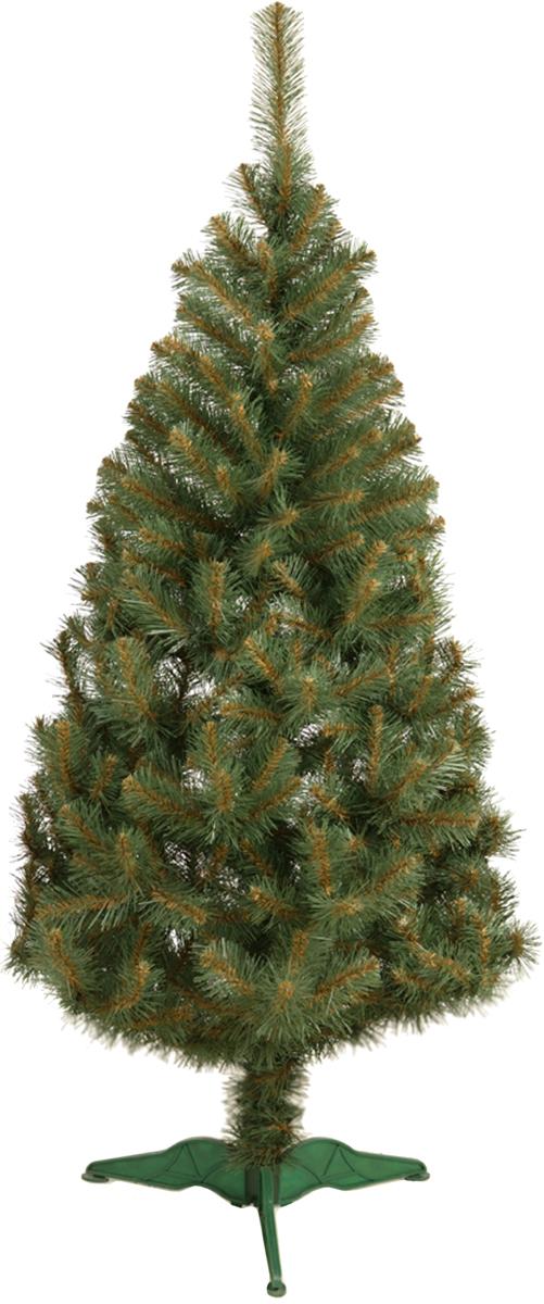 Ель искусственная Morozco Таежная, цвет: зеленый, высота 150 см0215Искусственная ель Таежная - прекрасный вариант для оформления вашего интерьера к Новому году. Такие деревья абсолютно безопасны, удобны в сборке и не занимают много места при хранении.Ель состоит из верхушки, ствола и устойчивой подставки. Ель быстро и легко устанавливается и имеет естественный и абсолютно натуральный вид, отличающийся от своих прототипов разве что совершенством форм и мягкостью иголок. Для большего объема и пушистости, ветки на верхушке закреплены в хаотичном порядке. Еловые иголочки не осыпаются, не мнутся и не выцветают со временем. Полимерные материалы, из которых они изготовлены, нетоксичны и не поддаются горению. Ель Morozco обязательно создаст настроение волшебства и уюта, а также станет прекрасным украшением дома на период новогодних праздников. Инструкция в комплекте.