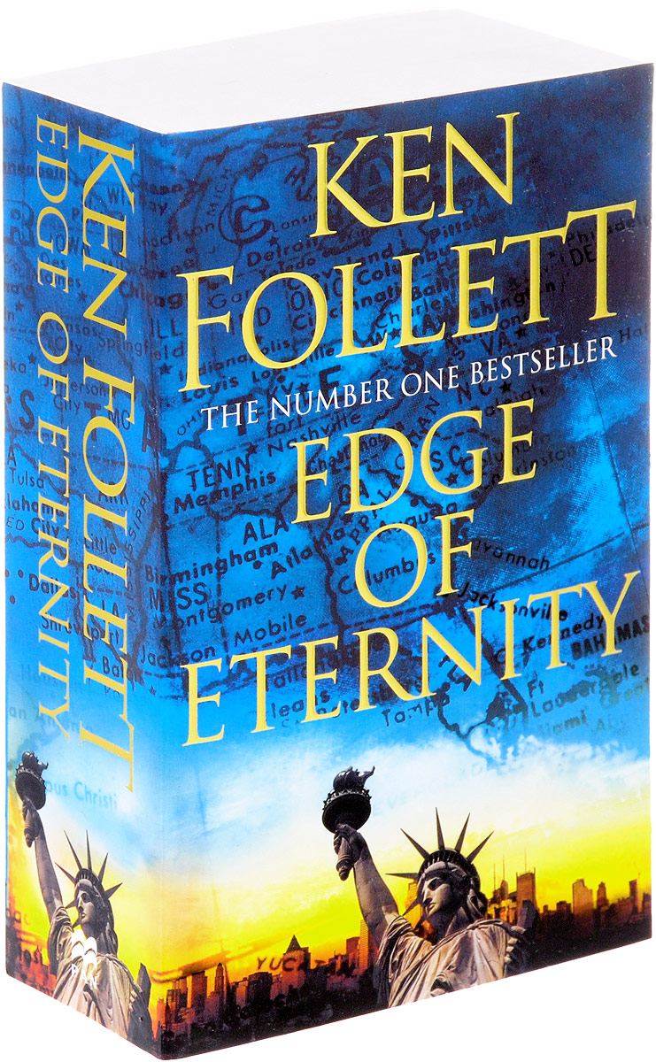 Edge of Eternity follett ken edge of eternity