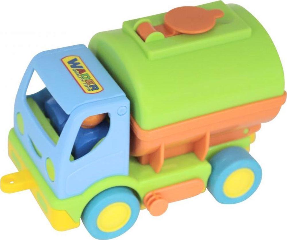 Полесье Автомобиль с цистерной Мой первый грузовик 5441 автомобиль пожарный полесье майк в коробке 61973