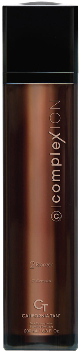 California Tan Крем для загара в солярии ComplexION Bronzer Step 2, 200 млCT0167Лосьон для загара в солярии с бронзатором для темной кожи Шаг 2. Активные компоненты: Формула Quadringta Duobus [42] Bronzers для создания естественного бронзового блеска C2 Complex™ -комплексная корректировка лица для улучшения тонуса и эластичности кожиION Color Technology™ обеспечивает сохранение насыщенного и стойкого цвета OxC Technology™ омолаживает клетки кожи, обеспечивая её кислородом для предотвращения возникновения морщиОписание:Увлажняет кожу, придает ей богатый и безупречный оттенок загара.
