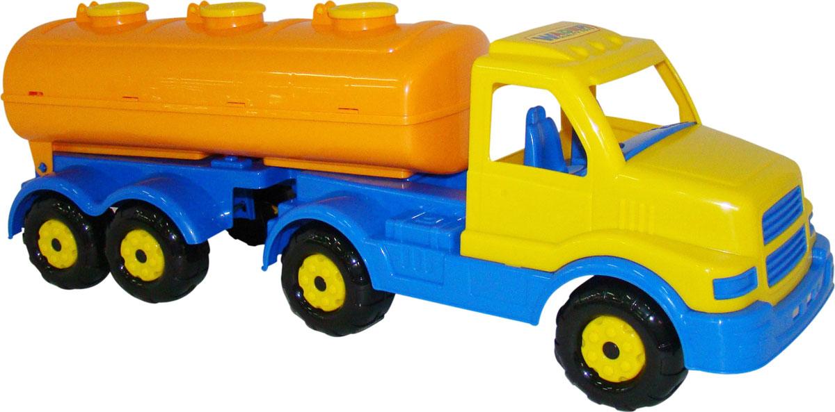 Полесье Автомобиль Сталкер с полуприцепом-цистерной калодки на полуприцеп нефаз