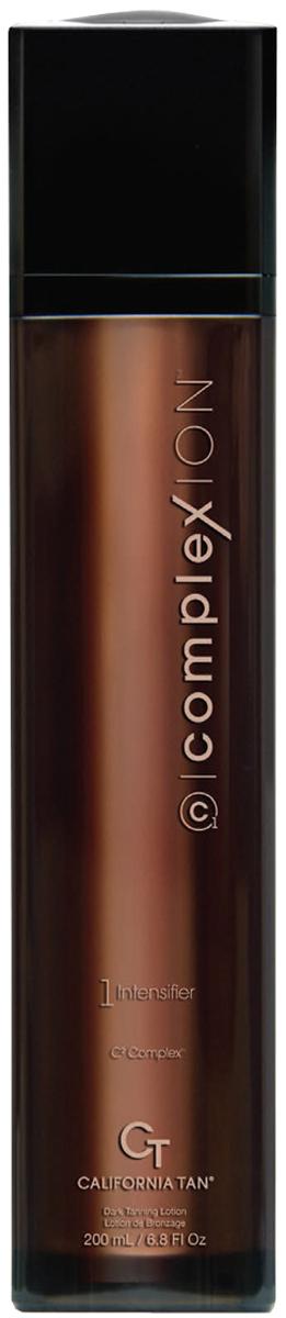 California Tan Крем для загара в солярии ComplexION Intensifier Step 1, 200 млCT0166Лосьон для загара с усилителем загара для светлой кожи Шаг 1.Активные компоненты:ION Color Technology™ обеспечивает сохранение насыщенного и стойкого цветаC2 Complex™ -комплексная корректировка лица для улучшения тонуса и эластичности кожиOxC Technology™ омолаживает клетки кожи и обеспечивая её кислородом для предотвращения возникновения морщинОписание: Благодаря активным компонентам в своем составе данный лосьон прекрасно увлажняет кожу, а также придает ей богатый и безупречный оттенок загара.