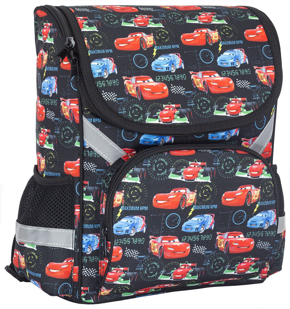 Cars Ранец школьный цвет черный красный синий школьный ранец kinderline international cars crcb ut4 502s