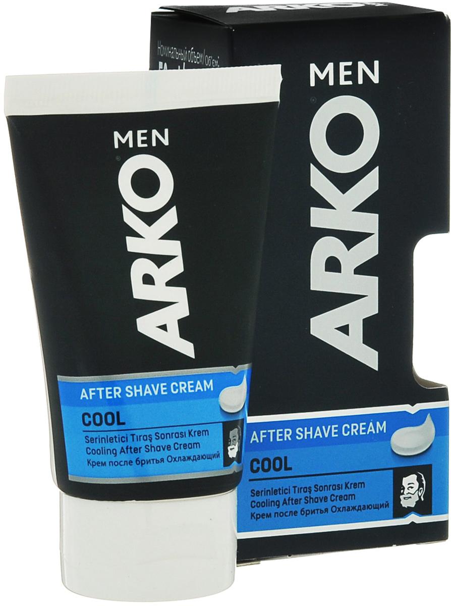 Arko MEN крем после бритья Cool 50 мл800508552Защищает Вашу кожу от эффектасухости, вызванного бритьем и оставляет долгое ощущение свежести и комфорта
