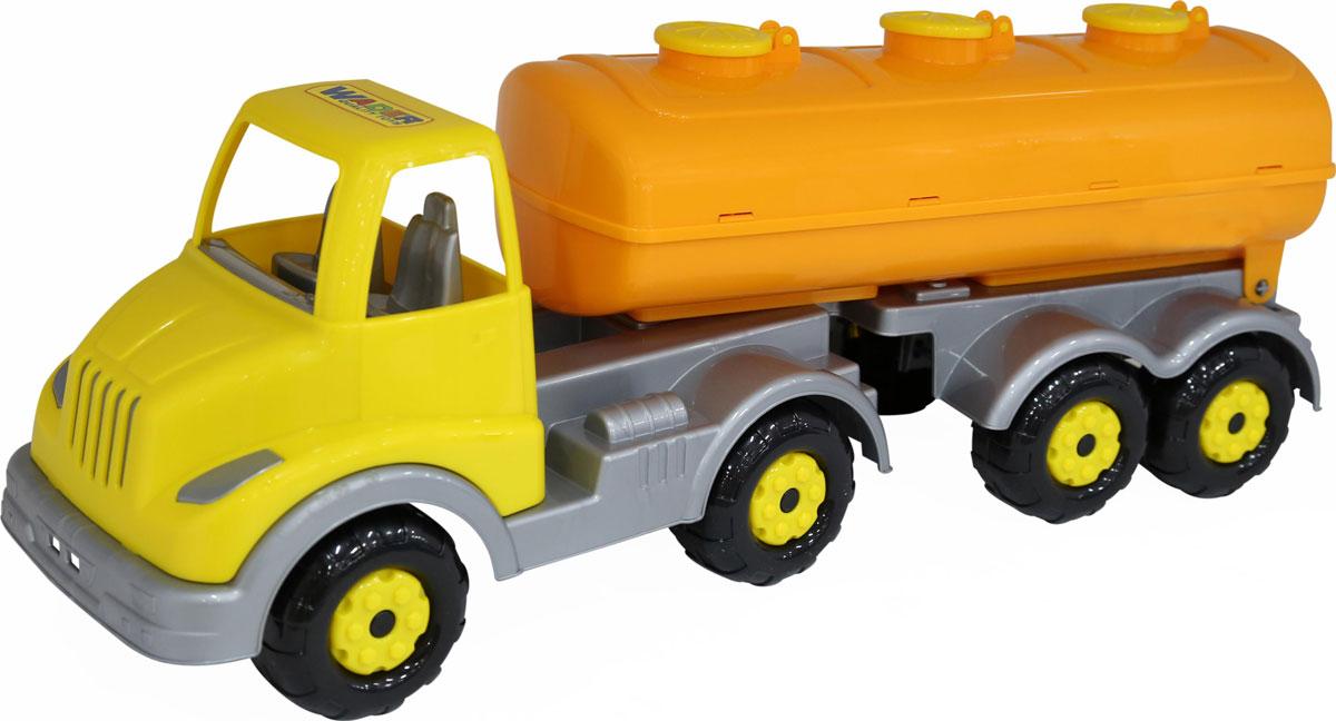 Полесье Автомобиль Муромец с полуприцепом-цистерной полесье конструктор автомобиль легковой с прицепом