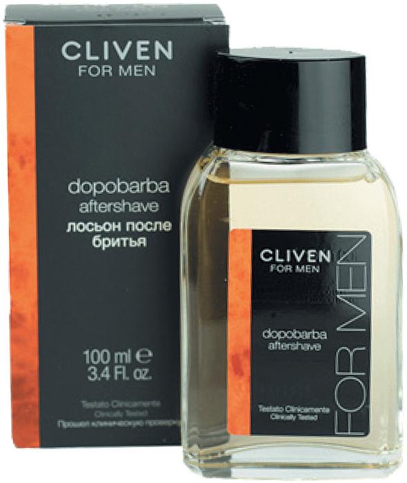 Cliven Лосьон после бритья 100мл7465Лосьон мгновенно заряжает кожу энергией, а витамин Е ухаживает и успокаивает после бритья. Моментально снимает ощущение жжения после бритья.Ваше лицо выглядит свежим и отдохнувшим.