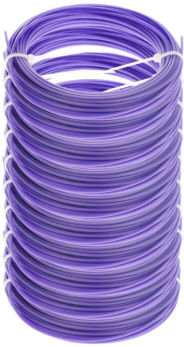 Spider Box пластик PLA, Purple 100 м2990000002228Набор пластика Spider Box PLA - это расходный материал, используя который вы сможете делать мыслимые и немыслимые вещи, подсказанные вашим воображением.Пластик PLA может принимать много разных полимерных форм, ему можно придавать множество самых различных свойств. Его пластичность позволяет легко создавать элементы различных соединений и крепежа.Материал легко шлифуется и обрабатывается. Важно отметить, что пластик PLA создается из самых разнообразных продуктов сельского хозяйства - кукурузы, картофеля, сахарной свеклы и т.п. - и считается более экологичным, чем ABS, в основе которого лежит нефть.При плавлении не выделяет едких запахов.