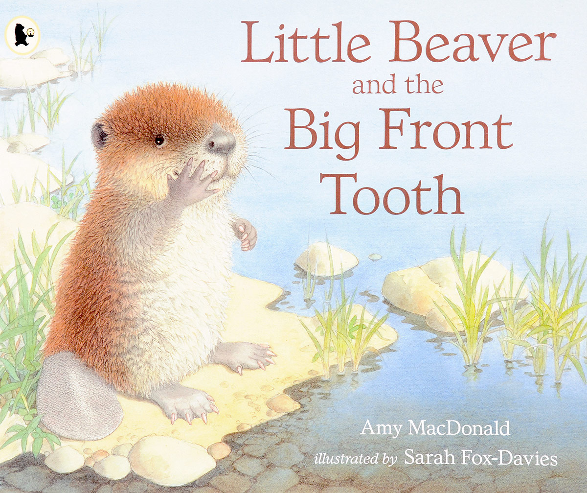 Купить Little Beaver and the Big Front Tooth,