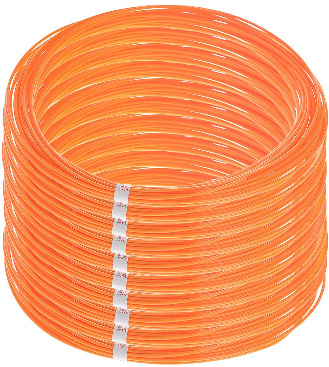 Spider Box пластик PLA, Orange 100 м2990000002150Набор пластика Spider Box PLA - это расходный материал, используя который вы сможете делать мыслимые и немыслимые вещи, подсказанные вашим воображением.Пластик PLA может принимать много разных полимерных форм, ему можно придавать множество самых различных свойств. Его пластичность позволяет легко создавать элементы различных соединений и крепежа.Материал легко шлифуется и обрабатывается. Важно отметить, что пластик PLA создается из самых разнообразных продуктов сельского хозяйства - кукурузы, картофеля, сахарной свеклы и т.п. - и считается более экологичным, чем ABS, в основе которого лежит нефть.При плавлении не выделяет едких запахов.