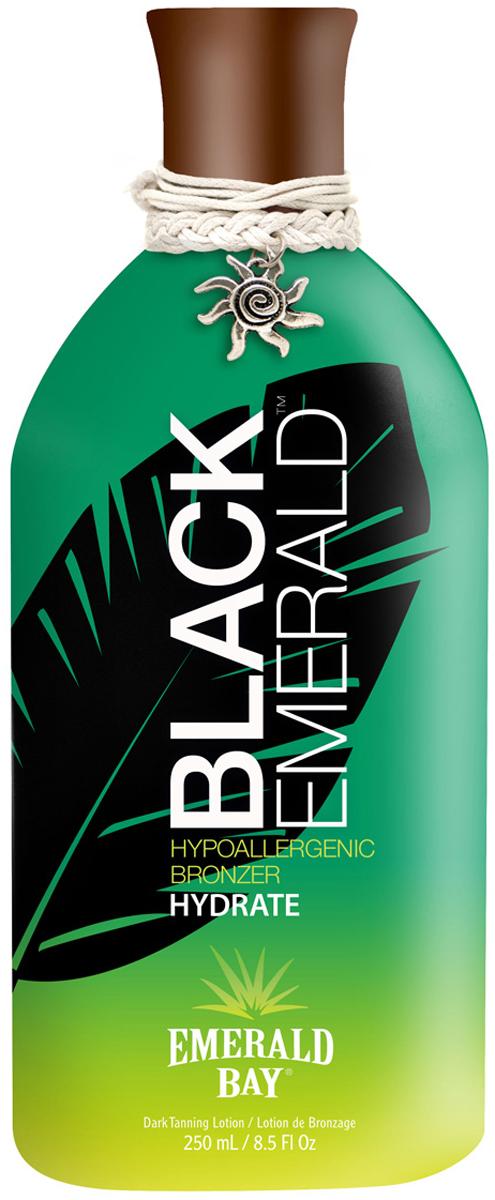 Emerald Bay Крем для загара в солярии Black Emerald, 250 мл emerald bay для лица