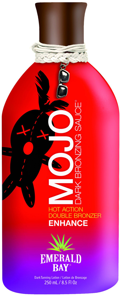 Emerald Bay Крем для загара в солярии Mojo Dark Bronzing Sauce, 250 мл bluetooth адаптер emerald bt