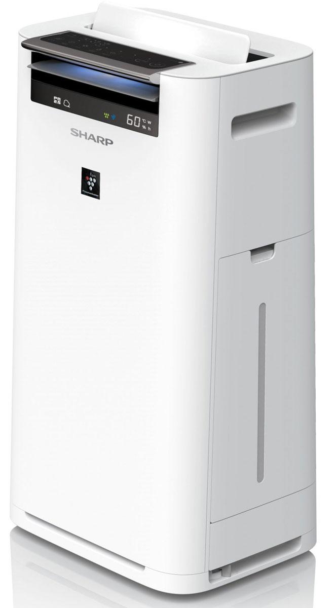 Sharp KCG61RW очиститель воздуха - Воздухоочистители