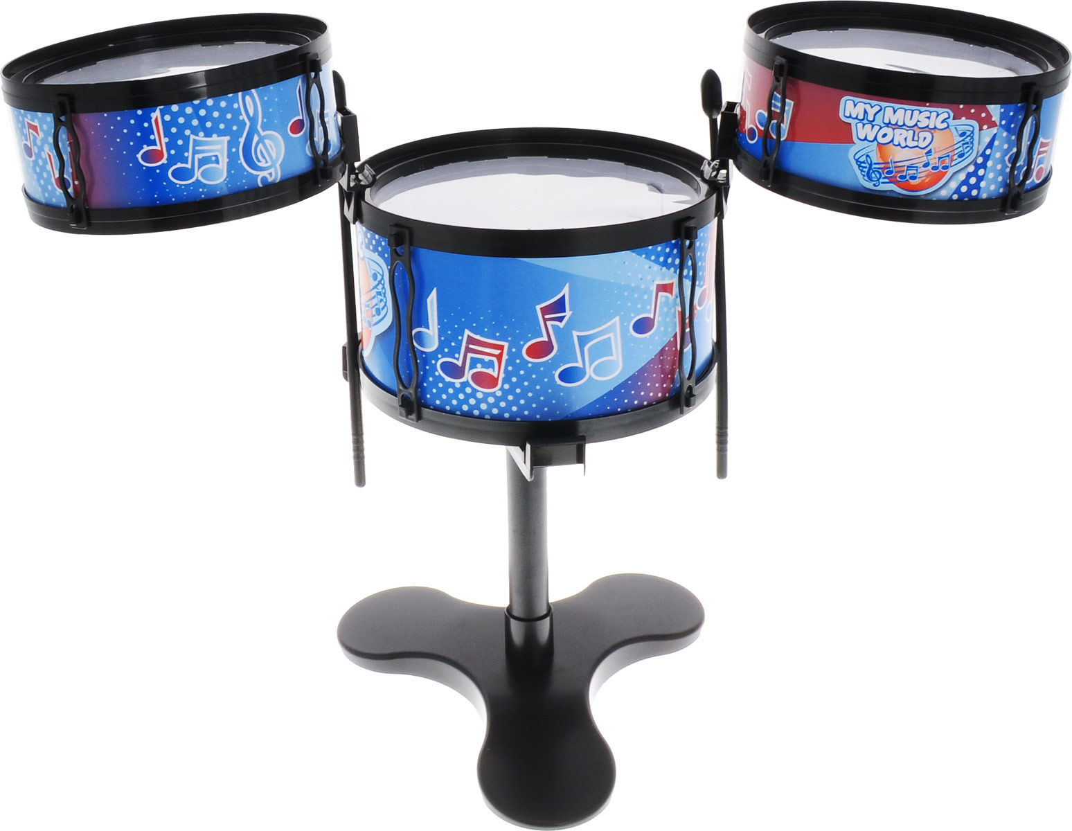 Simba Барабанная установка настольная - Музыкальные инструменты