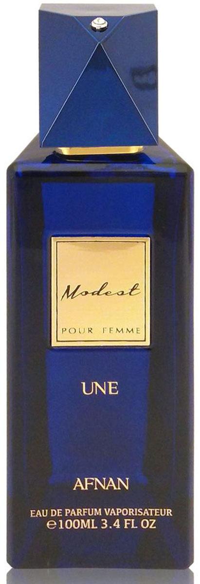 Afnan Modest Pour Femme Une Парфюмерная вода женская, 100 мл виниловая пластинка berger michel chanson pour une fan