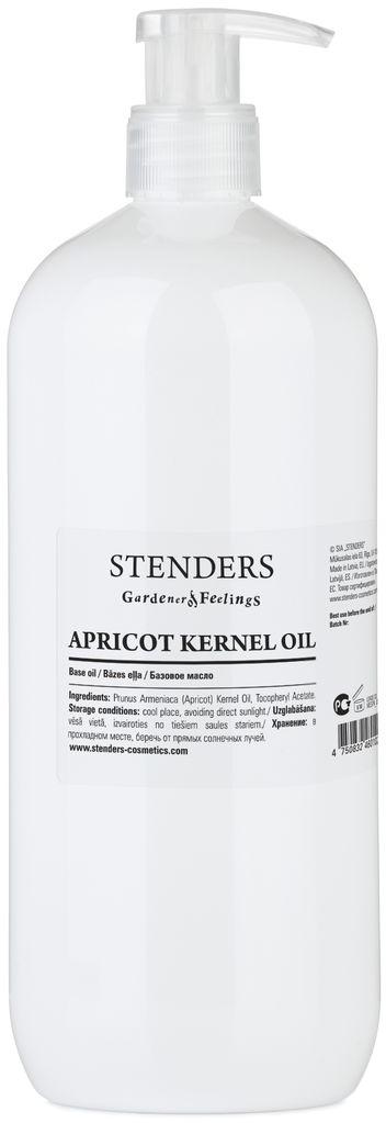 Stenders Массажное масло Абрикос 1 лBESPA_02_1Имеет светло-желтый оттенок. Хорошо впитывается в кожу, отлично питает ее. Успокаивает раздраженную кожу.