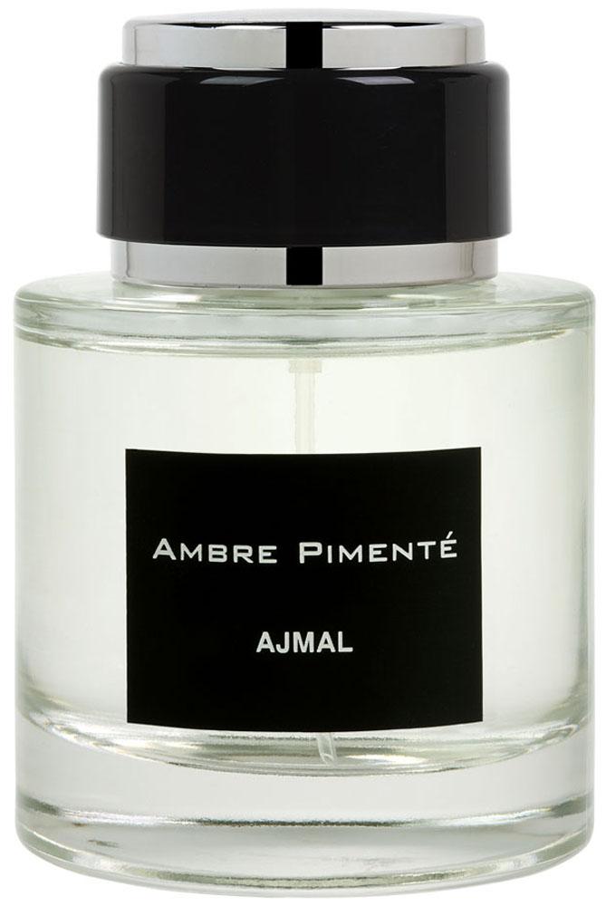 Ajmal Ambre Pimente Парфюмерная вода мужская, 100 мл ajmal 1001 night парфюмерная вода унисекс 60 мл