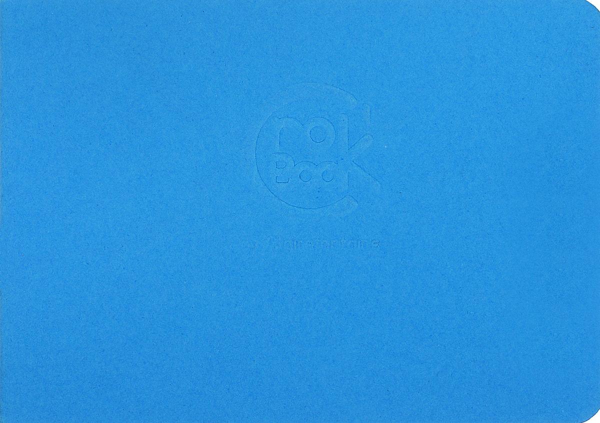 Блокнот Clairefontaine Crok Book, цвет: голубой, формат A7, 24 листа6035С_голубойОригинальный блокнот Clairefontaine Crok Book идеально подойдет для памятных записей, любимых стихов, рисунков и многого другого. Плотнаяобложка предохраняет листы от порчи и замятия. Блокнот формата А7 содержит 24 листа.Такой блокнот станет забавным и практичнымподарком - он не затеряется среди бумаг, и долгое время будет вызывать улыбку окружающих.