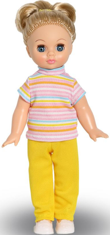 Весна Кукла Эля В3106 кукла весна 35 см