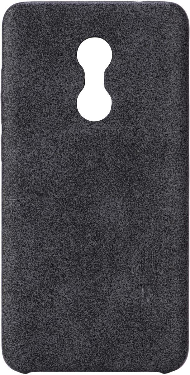 Interstep Is Silk-Case чехол для Xiaomi RedMi Note 4, Grey interstep is vibe чехол для xiaomi redmi note 4 black