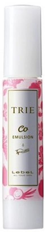 Lebel Trie Emulsion Cocobelle Крем-эмульсия разглаживающая, 50 г2268лпУвлажняющая и разглаживающая эмульсия-уход на основе масла кокоса Идеально подходит для жестких, сухих, пористых волос Эффективно проникает внутрь волоса и обеспечивает отличное увлажнение Сохраняет эффект мягких, увлажненных волос Облегчает расчесывание волос Придает мягкость Снимает статику Убирает излишнюю пушистость Кокосовая арома-композиция сохраняется на волосах в течение дня Эксклюзивная парфюмерная композиция с ароматом сладких яблок, груши и кокоса Защищает волосы от воздействия соленой воды и солнечных лучей SPF 15 Содержит: кокосовое масло и его экстракт, органические полимеры, аргановое масло, масло ши, экстракт семян подсолнечника, масло семян пенника лугового, нано-частицы платины, витамин Е.