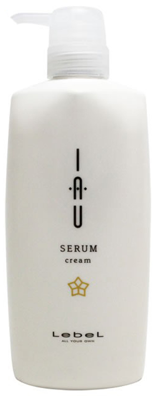 Lebel IAU Serum Cream Аромакрем для увлажнения и разглаживания волос, 600 мл5437лпАромакрем для увлажнения и разглаживания волосПредназначен для увлажнения и питания структуры волос.Обеспечивает уход за поврежденными волосами и после химической завивки.Подходит для натуральных и не сильно поврежденных волос.Предотвращает спутывание волос, в том числе и детских, снимает статику.Можно использовать на окрашенных волосах.Наполняет волосы молекулярной влагой, придавая им эластичность. Защищает от агрессивного воздействия окружающей среды.Препятствует впитыванию внешних запахов.Содержит: СМС-комплекс - комплекс клеточных мембран , масло семян инка-инчи, наногель, масло карите.Ароматерапия: Цветочные, растительные ароматы с фруктовой сладкой ноткой женственный и ненавязчивый аромат.
