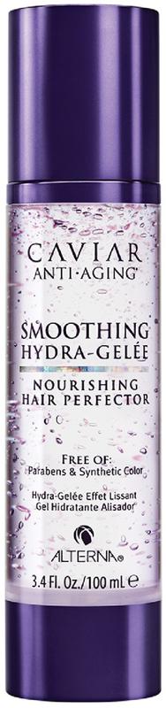 Alterna Caviar Anti-Aging Smoothing Hydra-Gelee Nourishing Hair Perfector Разглаживающий гель-идеализатор для увлажнения и питания волос, 100 мл alterna эликсир быстрый рост волос caviar repair rx lengthening hair and scalp elixir 50 мл