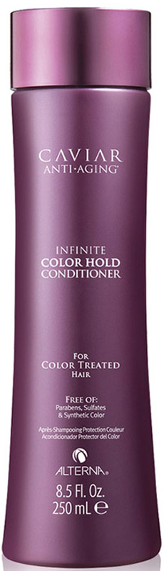 "Alterna Caviar Anti-Aging Infinite Color Hold Shampoo Шампунь для окрашенных волос, 250 мл alterna спрей ""абсолютная термозащита"" caviar anti aging perfect iron spray 122ml"