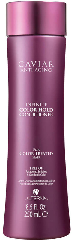 Alterna Caviar Anti-Aging Infinite Color Hold Conditioner Кондиционер для окрашенных волос, 250 мл alterna кондиционер для объема с морским шелком alterna caviar anti aging bodybuilding volume conditioner 60616 i 250 мл