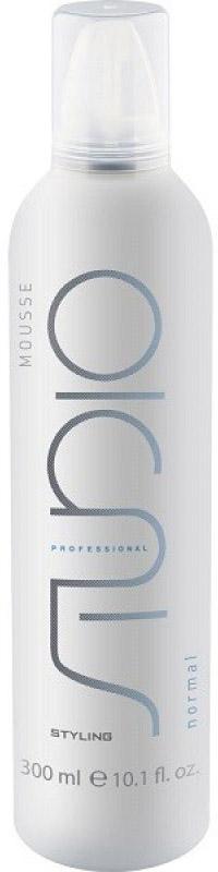 Kapous Professional Studio Мусс для укладки волос нормальной фиксации, 300 мл kapous professional мусс для укладки волос нормальной фиксации 400 мл