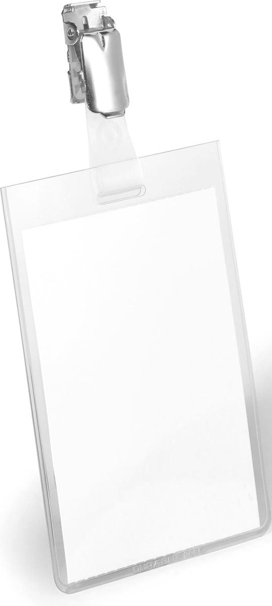 Durable Бейдж 8002-19 бейдж durable 8216 19 click fold